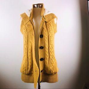 Cozy Sleeveless Sweater Vest